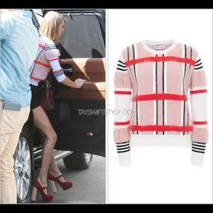Tanya Taylor keaton sweater